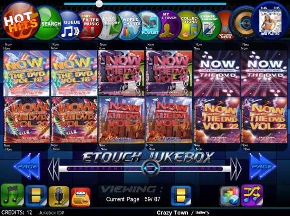 Best software for touchscreen jukebox? I dont like zenpoints licensing